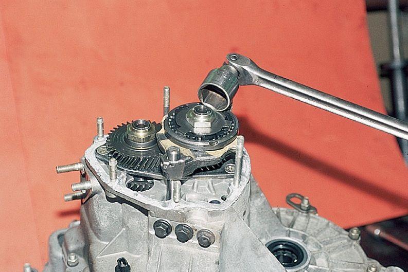 Фото №37 - ВАЗ 2110 ремонт коробки передач
